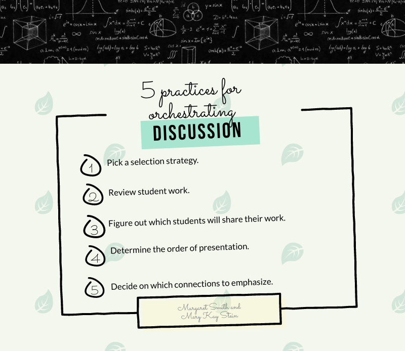 5 Practices for Orchestrating Discussion